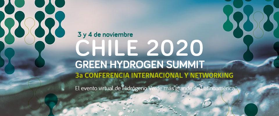 Presentes en el Green H2 Summit Chile 2020
